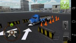 Truck Parking 3D Driving Game 1
