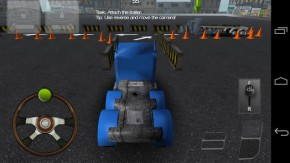 Truck Parking 3D Driving Game 2