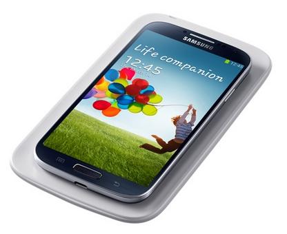 galaxy s4 wireless charging