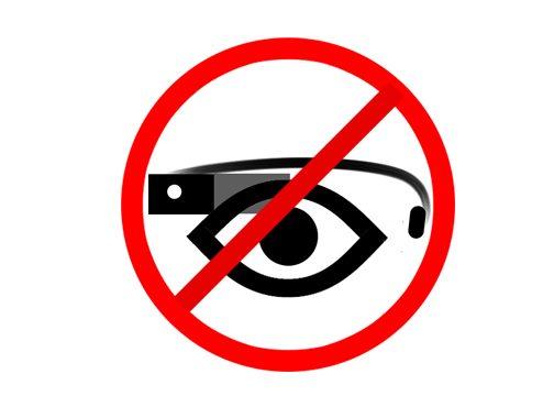 google glass ban icon