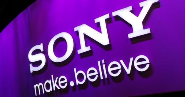sony logo make believe