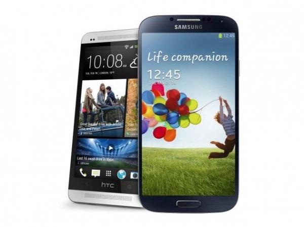 HTC-One-vs-Samsung-Galaxy-S4