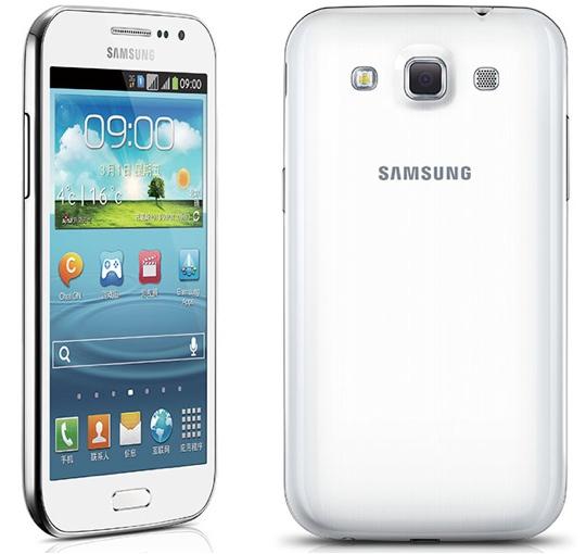 Samsung Galaxy Win render