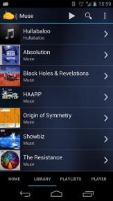 Subsonic Music Streamer 2