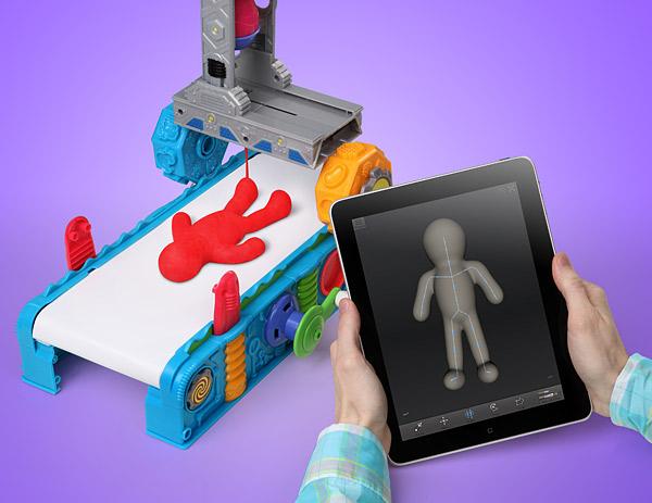 detska 3D tiskarna