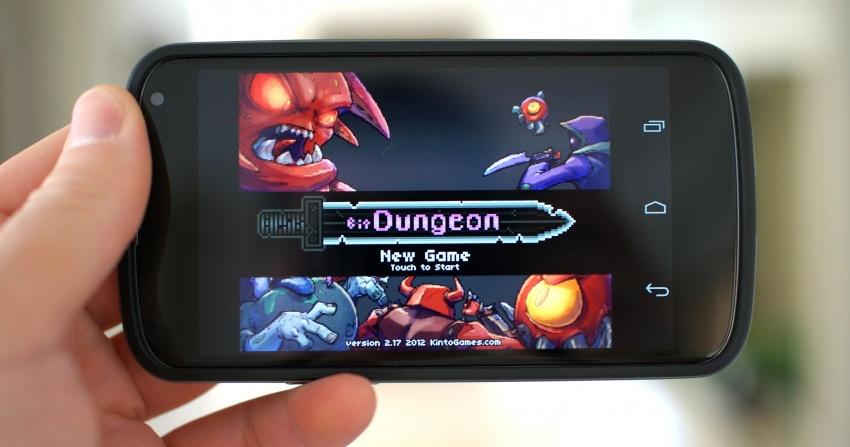 8bit Dungeon