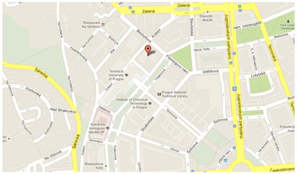 mDevCamp mapa