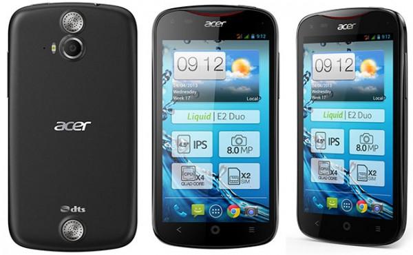 Acer Liquid E2 black