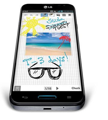 LG Optimus G Pro ATT