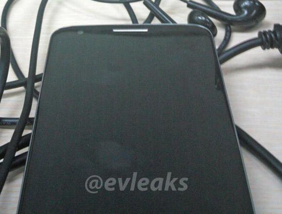 LG Optimus G2 evleaks 2