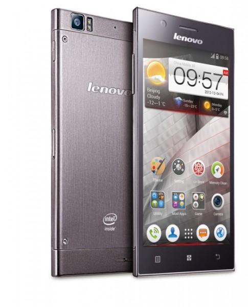 Lenovo K900 render