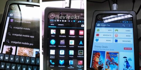 Motorola Xfon front