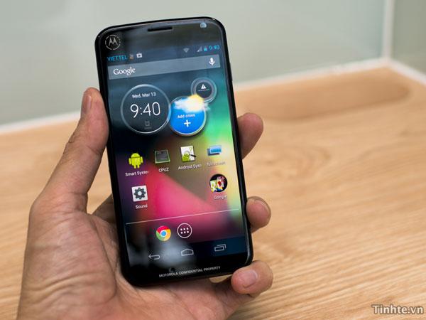 Motorola Xt912A
