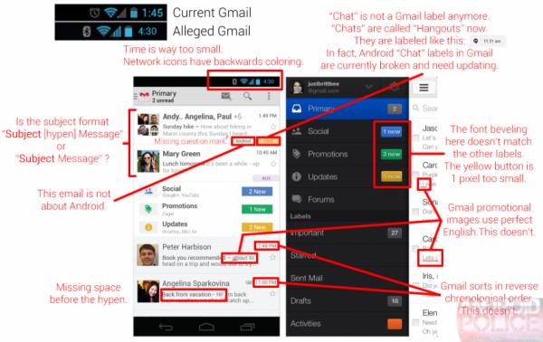 bad gmail