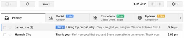 gmail desktop