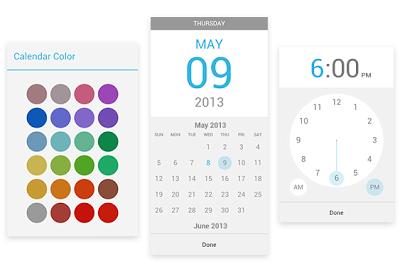 Aktualizace Google Kalendáře přináší nové grafické rozhraní