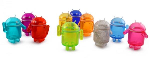 Android Dead Zebra Rainbow 1