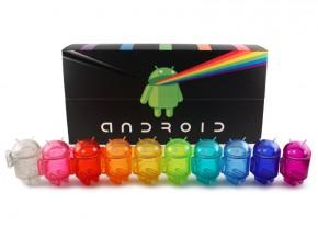Android Dead Zebra Rainbow 2