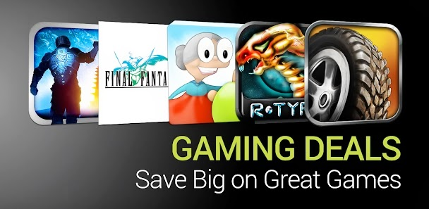 Gaming deals Google Play