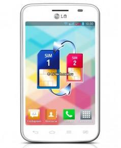 LG Optimus L4 Dual leak