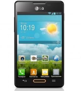 LG Optimus L4 leak