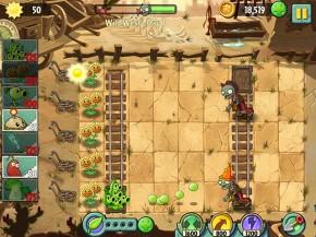 Nové snímky ze hry Plants vs. Zombies 2