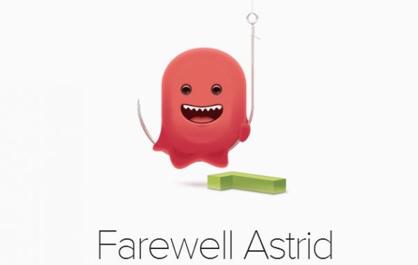Farewell astrid