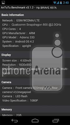 HP smartphone podvod 2