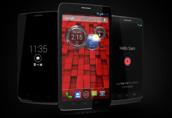 Motorola Droid Verizon