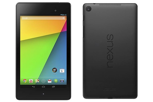 Google představil nový Nexus 7 s Full HD displejem, 2GB RAM a Androidem 4.3