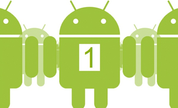 android-number-1