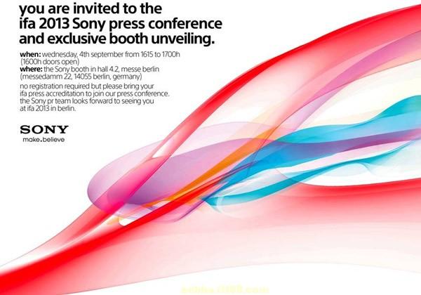 K představení Sony Xperie Honami nejspíš dojde 4. září