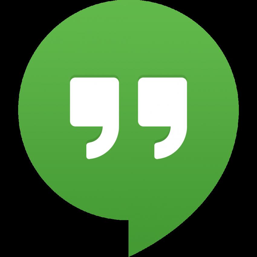 Google vypustil novou verzi Hangouts pro počítače