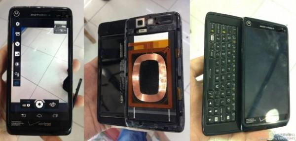 Motorola Droid 5 leak