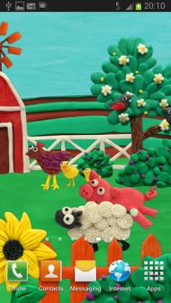 Plasticine Farm