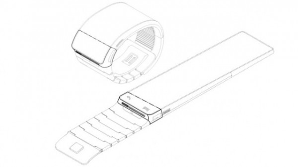 Samsung-Galaxy-Gear-Patent