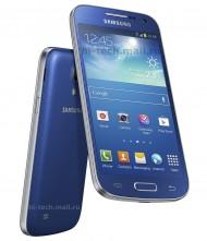 Samsung Galaxy S4 Mini blue leak