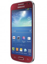 Samsung Galaxy S4 Mini red leak