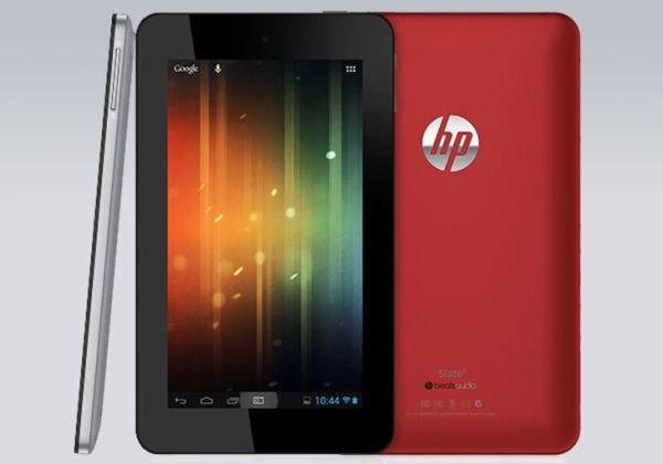 HP Slate 8 Pro - nová konkurence pro Nexus 7