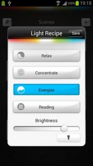 Aplikace Philips Hue