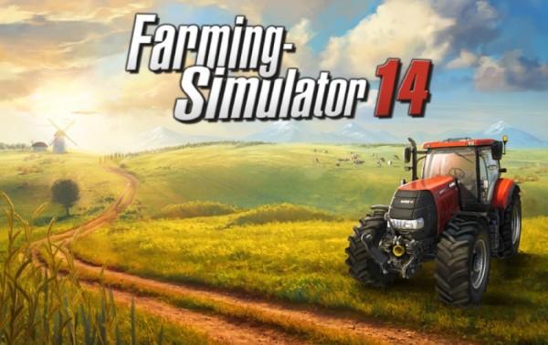 Farming simulator hlavička