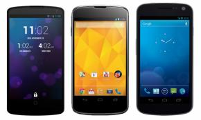Nexus 5 první rendery