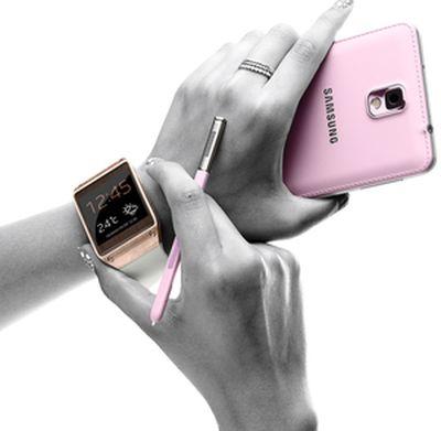 Galaxy Note 3 + Galaxy Gear