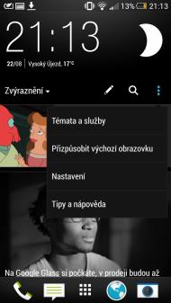 HTC Blinkfeed 1