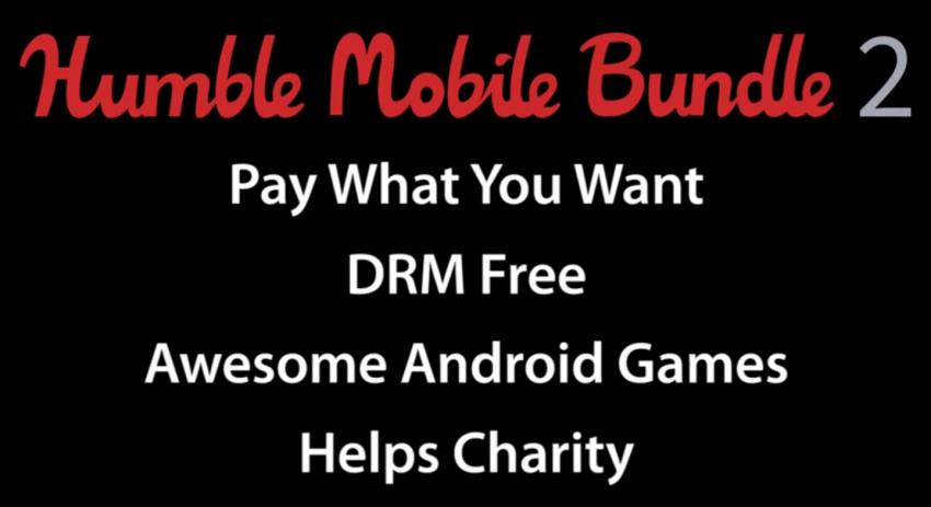 Humble Mobile Bundle 2