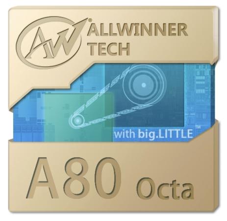 allwiner a80 octa