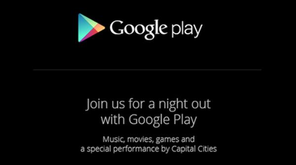 Google pozvánka