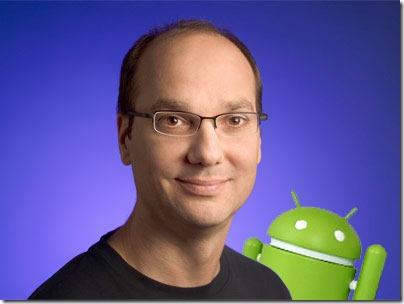 Tvůrce Androidu Andy Rubin opouští Google