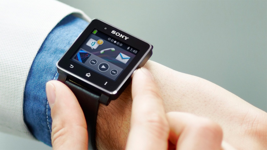 Sony smartwatch Android