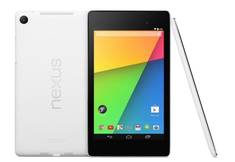 Nexus 7 2013 white